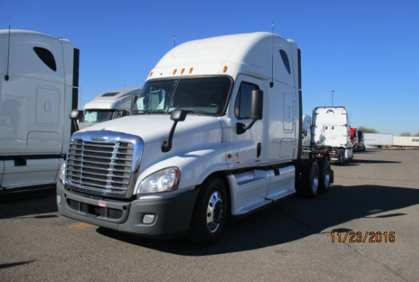 Sleepers Amp Daycabs Xpo Logistics Fedex Trucks For Sale