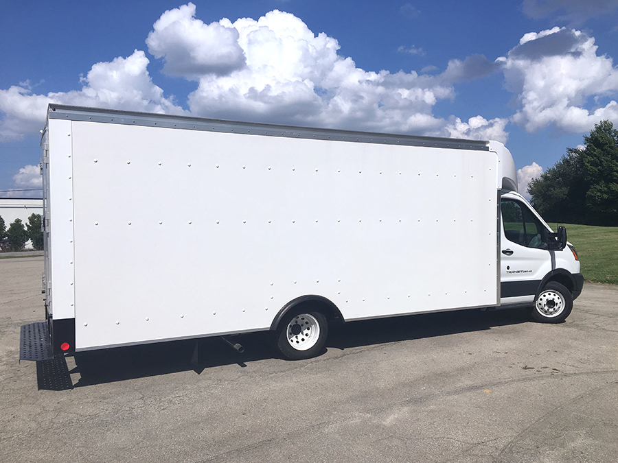 ford transit cutaway delivery van for sale