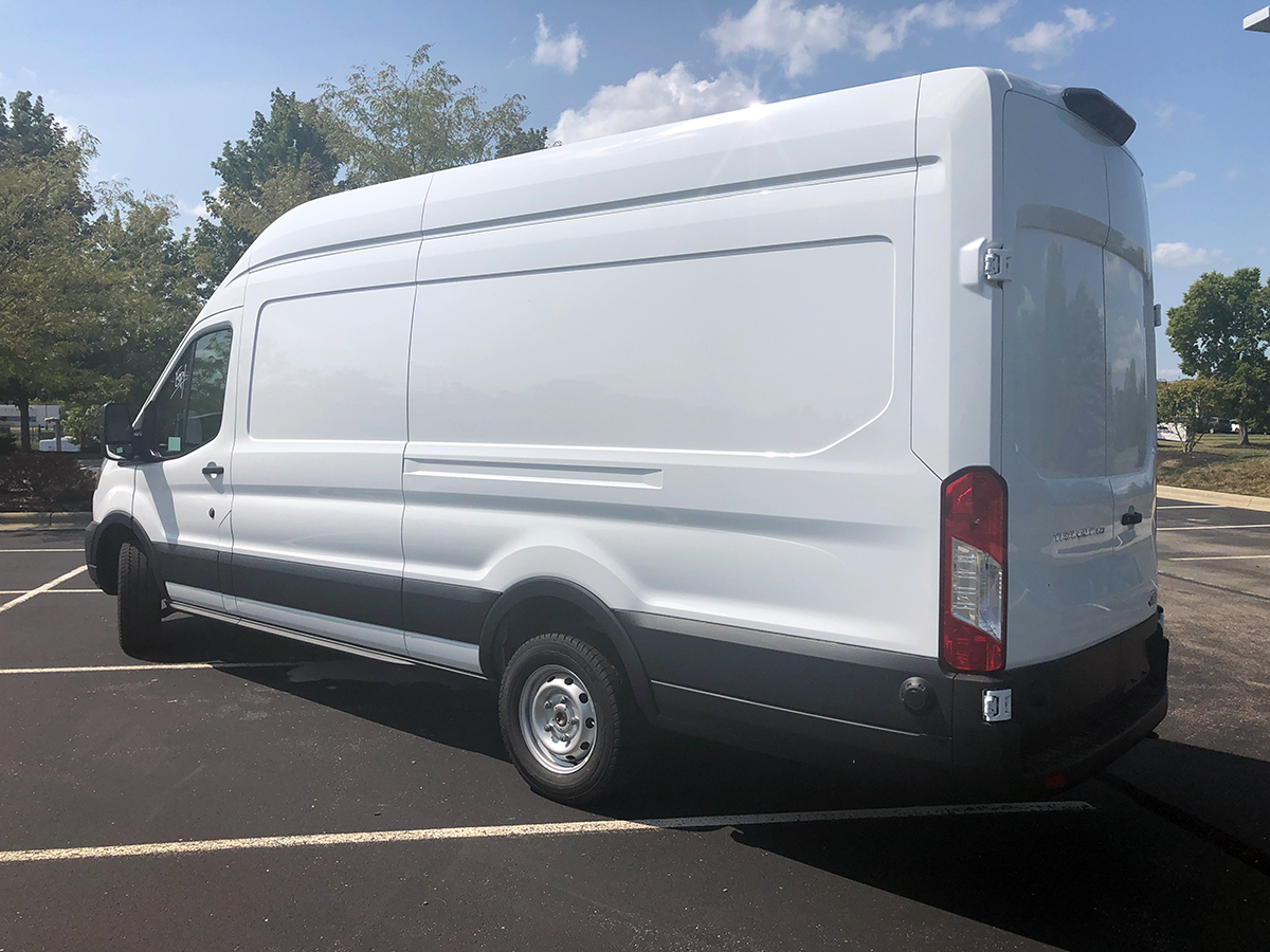 buy ford transit van