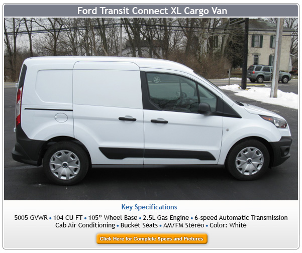 Used Ford Transit Connect In Widnes Cheshire: Lease To Own - Fedex Trucks For Sale